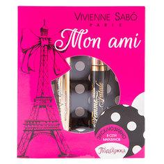 Набор подарочный женский `VIVIENNE SABO` (тушь для ресниц CABARET PREMIERE, тушь для ресниц FEMME FATALE)