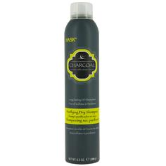 Шампунь для волос `HASK` сухой (с углем и экстрактом цитруса) 184 г