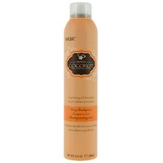 Шампунь для волос `HASK` сухой (с экстрактом кокоса) 184 г