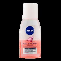 Средство для снятия макияжа с глаз `NIVEA` MAKE-UP EXPERT Для чувствительной кожи вокруг глаз 125 мл