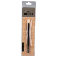 Кисть `DE.CO.` для растушевки теней натуральная Deco