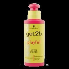 Лосьон для укладки волос `GOT2B` фиксирующий 100 мл