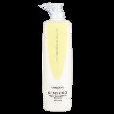 Шампунь для волос `KENSUKO` восстанавливающий для поврежденных волос 760 г