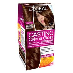 Крем-краска для волос `LOREAL` `CASTING` GLOSS тон 503 (Шоколадная глазурь) LOreal