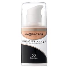 ТОН-КРЕМ `MAX FACTOR` для лица `Colour Adapt` тон 50