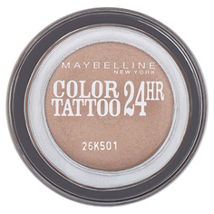 Тени для век `MAYBELLINE` COLOR TATTOO 24 HR кремообразные тон 35 (Бронз. Рай)
