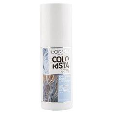 Спрей для волос оттеночный LOREAL COLORISTA тон Голубой 75 мл L'Oreal