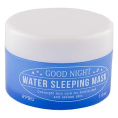 Маска для лица `A`PIEU` GOOD NIGHT ночная 110 мл Apieu