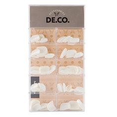 Набор накладных ногтей `DE.CO.`  100 шт Deco