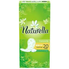 Прокладки ежедневные `NATURELLA` Normal Camomile 20 шт