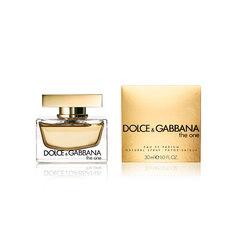 Парфюмерная вода `DOLCE & GABBANA` THE ONE жен. 30 мл