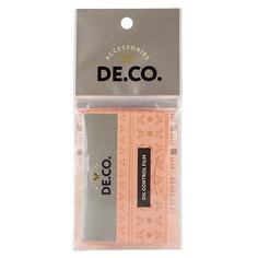 Салфетки-пленка для лица `DE.CO.` матирующие 50 шт Deco