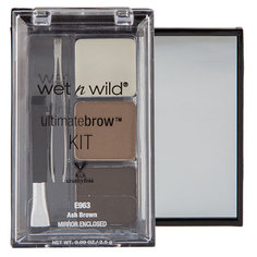 Набор для бровей `WET N WILD` ULTIMATE BROW тон E963 Ash brown