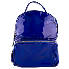 Рюкзак `LADY PINK` HOLOGRAPHIC синий