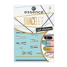 Наклейки для ногтей `ESSENCE` тон 10