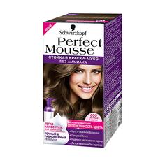 Краска-мусс для волос `PERFECT MOUSSE` тон 600 (светлый каштан) 35 мл