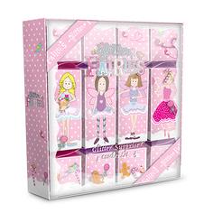 Набор подарочный детский `GLITTER FAIRIES` (пена для ванны 2x50 мл, гель для душа 2x50 мл)