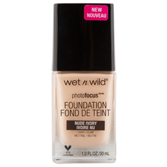 Основа тональная для лица `WET N WILD` PHOTO FOCUS тон E363c Nude ivory