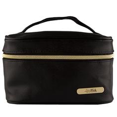 Косметичка-чемоданчик `LADY PINK` MUST HAVE черная