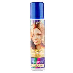 Спрей для волос оттеночный `VENITA` 1-DAY COLOR Golden ray 50 мл