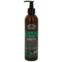 Шампунь для волос `PLANETA ORGANICA` SAVON для сухих и поврежденных волос 400 мл