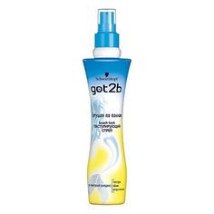Спрей для укладки волос `GOT2B` Бегущая по волнам (текстурирующий) 200 мл