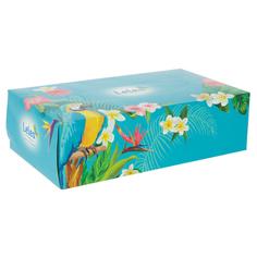 Салфетки бумажные `LELEA` 2-х слойные Tropic 100 шт