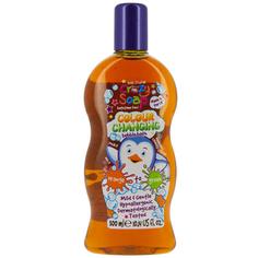 Пена для ванны детская `KIDS STUFF` CRAZY SOAP меняющая цвет 300 мл