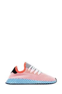 Текстурированные кроссовки из текстиля Deerupt Runner Adidas