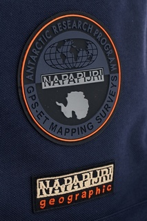 Темно-синий текстильный рюкзак Napapijri