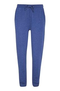Синие хлопковые брюки Napapijri