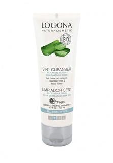 Средство для снятия макияжа Logona