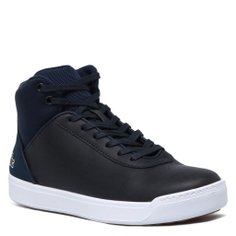 Кеды LACOSTE CAW0121 EXPLORATEUR ANKLE темно-синий