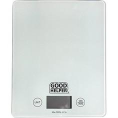 Кухонные весы GOODHELPER KS-S04 бел