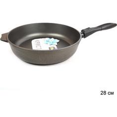 Сковорода d 28 см со съемной ручкой Мечта Кристалл (028601)
