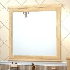 Зеркало Opadiris Гарда 90 бьянко (Z0000002400)