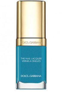 Лак для ногтей, оттенок 729 Royal Blue Dolce & Gabbana
