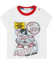 Женские футболки, поло и лонгсливы Marc Jacobs