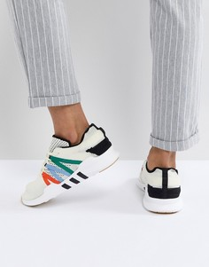 Женские белые кроссовки adidas Originals EQT Racing Adv HLD - Белый