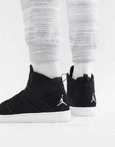 Черные кроссовки Nike Jordan AA2526-010 - Черный