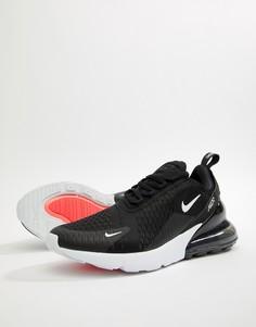 Черные кроссовки Nike Air Max 270 AH8050-002 - Черный