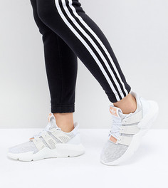 Белые кроссовки adidas Originals Prophere - Белый