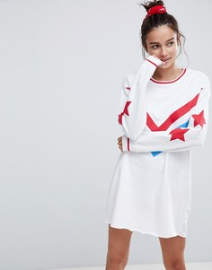 Ночная рубашка ASOS LOUNGE - Белый