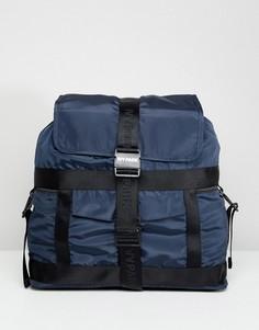 Блестящий рюкзак Ivy Park - Черный