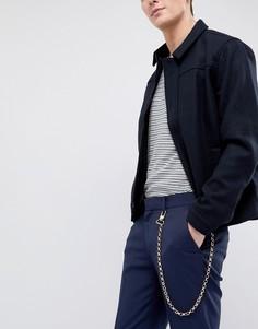 Золотистая цепочка на джинсы Chained & Able - Золотой