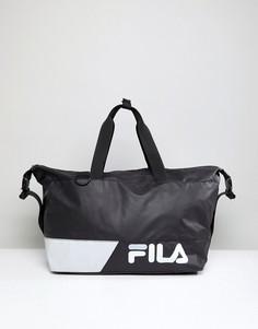 Черная сумка Fila Nilson - Черный