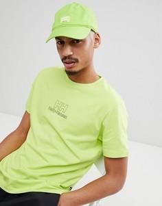 Ярко-желтая кепка SWEET SKTBS x Helly Hansen - Желтый