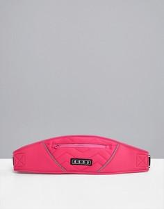 Стеганая сумка-кошелек на пояс ASOS 4505 - Розовый