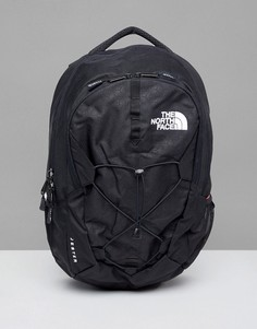 Черный рюкзак объемом 26 литров The North Face Jester - Черный
