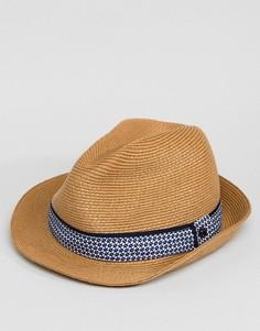 Летняя шляпа Ted Baker Frise - Бежевый